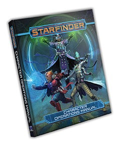 Starfinder RPG Character Operations Manual