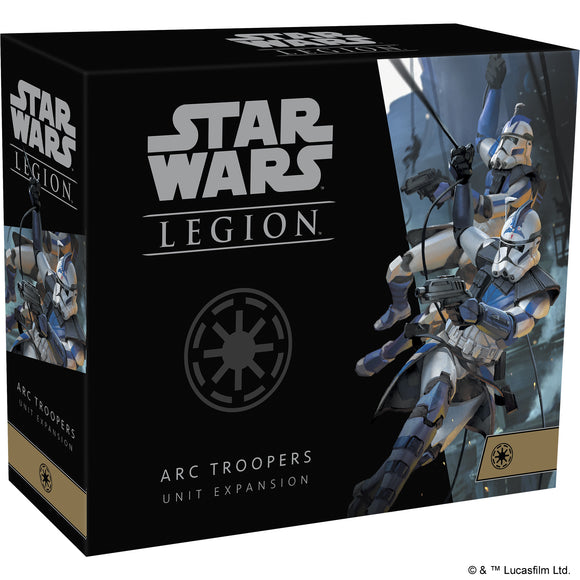 Star Wars: Legion Arc Troopers Unit
