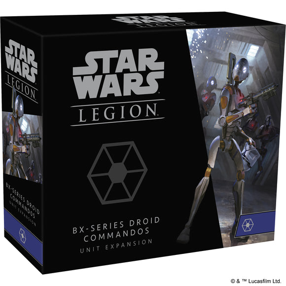 Star Wars: Legion BX-Series Droid Comma