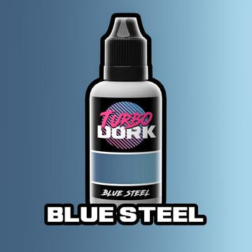 Turbo Dork Metallic: Blue Steel 20ml