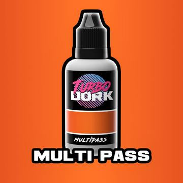 Turbo Dork Metallic: Multi Pass 20ml