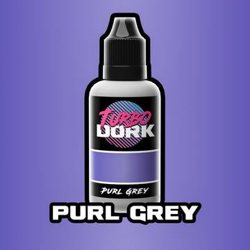 Turbo Dork Metallic: Purl Grey 20ml