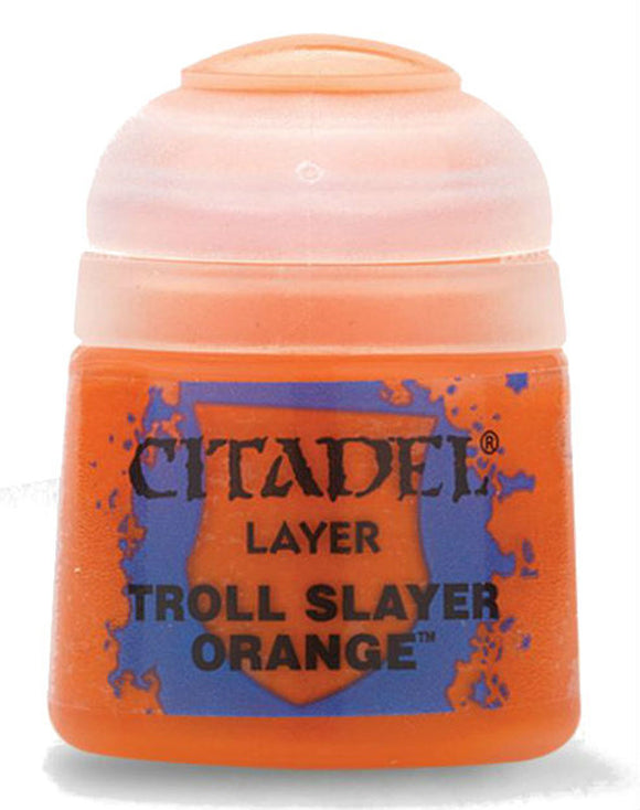 Citadel Layer Troll Slayer Orange