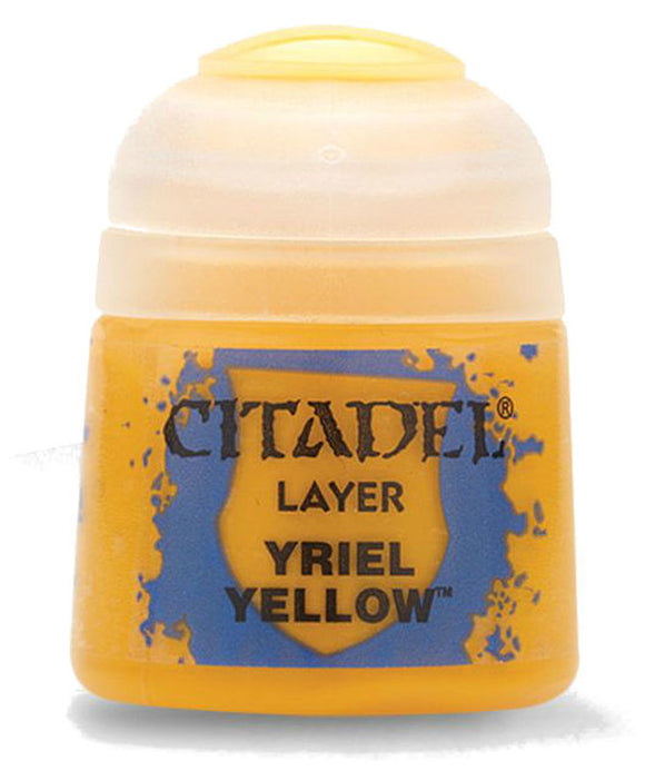 Citadel Layer Yriel Yellow