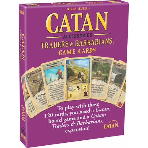 Catan: T&B Replacement Cards