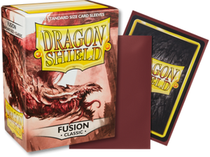 Dragon Shield Classic Fusion Sleeves 100ct (10010)