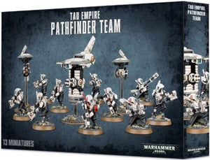 Warhammer 40,000 T'au Empire Pathfinder Team