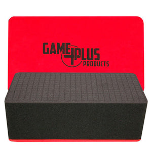 "Game Plus 4"" Pluck Foam Tray"