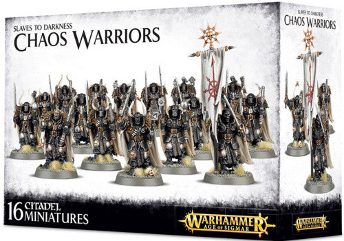 Warhammer Age of Sigmar Slaves to Darkness Chaos Warriors