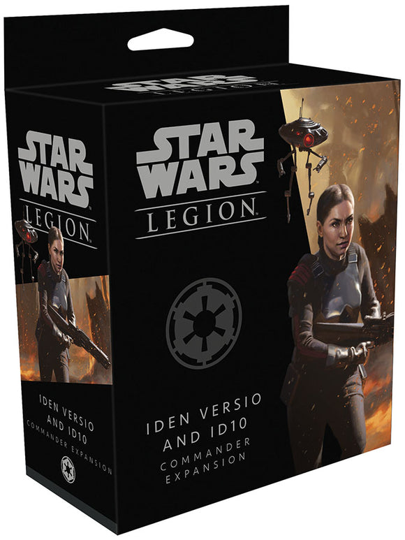 Star Wars: Legion Iden Versio and ID10