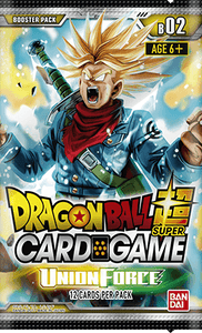 Dragon Ball Super TCG Union Force Booster Pack