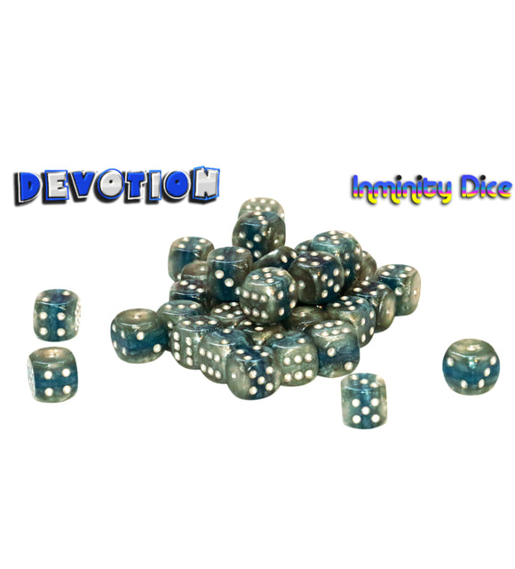 Inminity Dice: Reality Shards Devotion 36D6