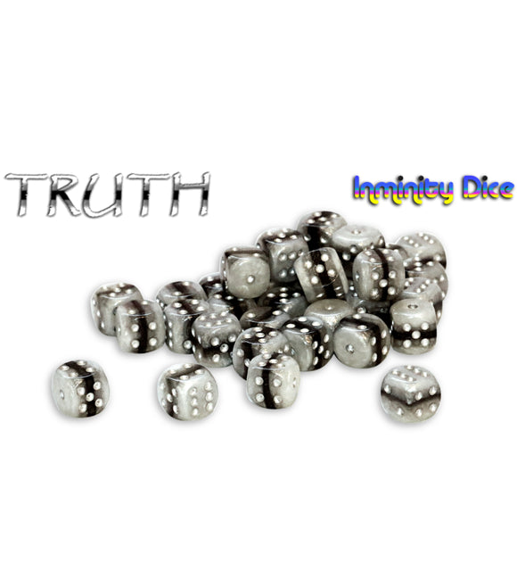 Inminity Dice: Reality Shards Truth 36D6