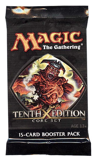 MTG: Tenth Edition Booster Pack