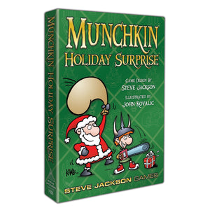 Munchkin: Holiday Surprise