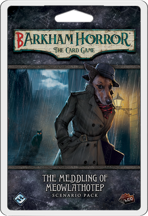Arkham Horror: The Living Card Game - Barkham Horror
