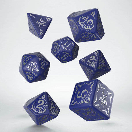 Q-Workshop Pathfinder Second Darkness 7ct Polyhedral Set