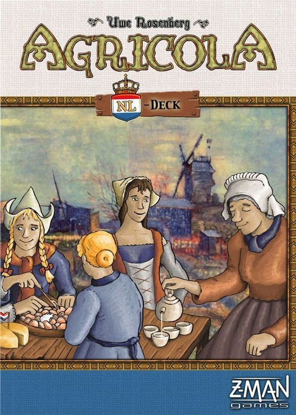 Agricola NL-Deck Expansion