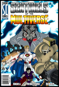 Sentinels of the Multiverse Core Set Enhanced Edition