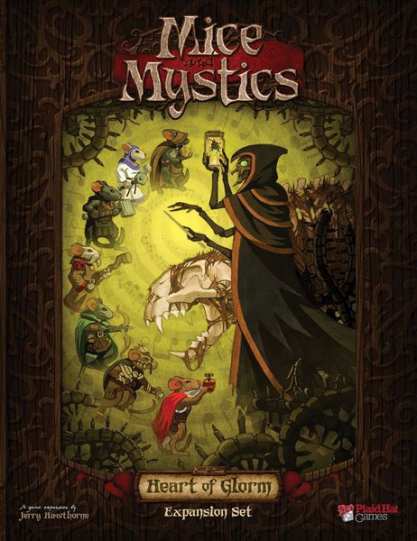 Mice and Mystics: Heart of Glorm Expansion