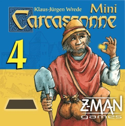 Carcassonne: The Gold Mines (Mini 4)
