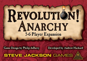 Revolution! Anarchy