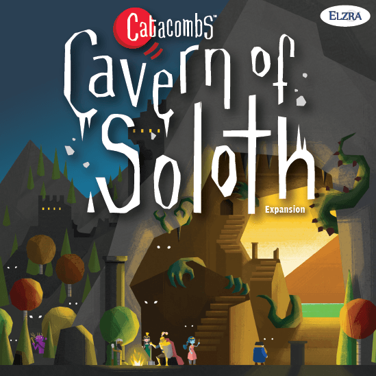 Catacombs Third Edition: Cavern of Soloth