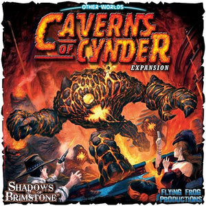 Shadows of Brimstone: Other Worlds – Caverns of Cynder