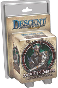 Descent: Journeys in the Dark (Second Edition) – Ardus Ix'Erebus Lieutenant Pack