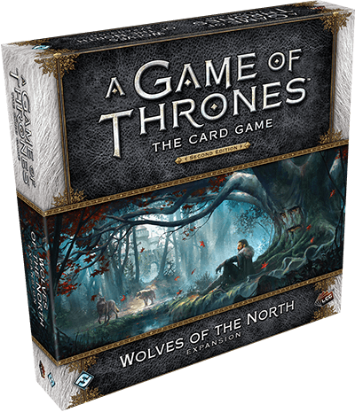 A Game of Thrones: LCG (Second Edition) – Wolves of the North