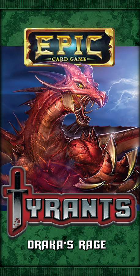 Epic Card Game: Tyrants – Draka's Rage