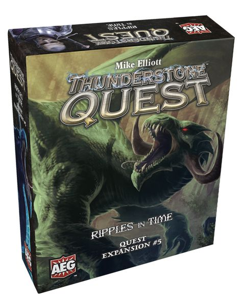 Thunderstone Quest: Ripples in Time Expansion