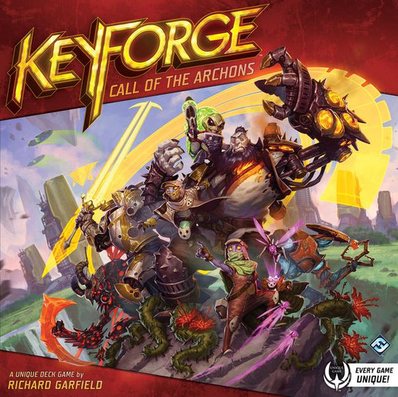 KeyForge: Call of the Archons 2 Player Starter