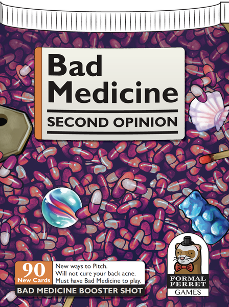 Bad Medicine: Second Opinion Expansion