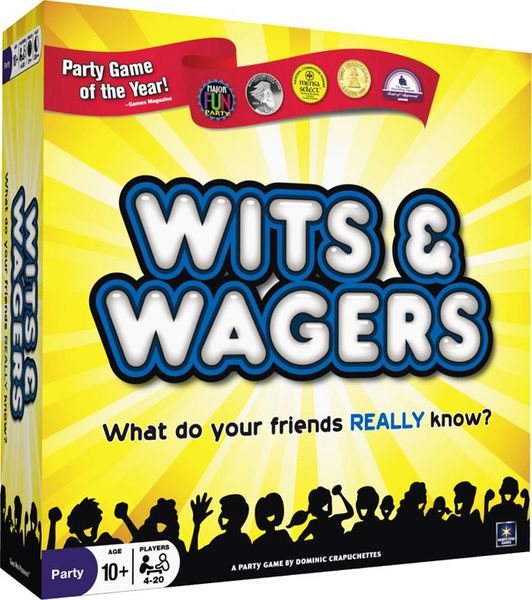 Wits & Wagers 2nd Edition