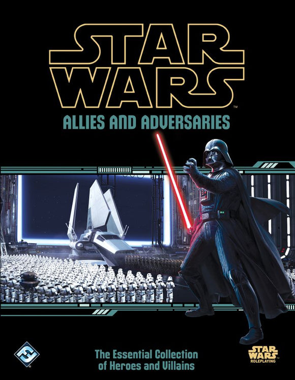 Star Wars RPG: Allies and Adversaries