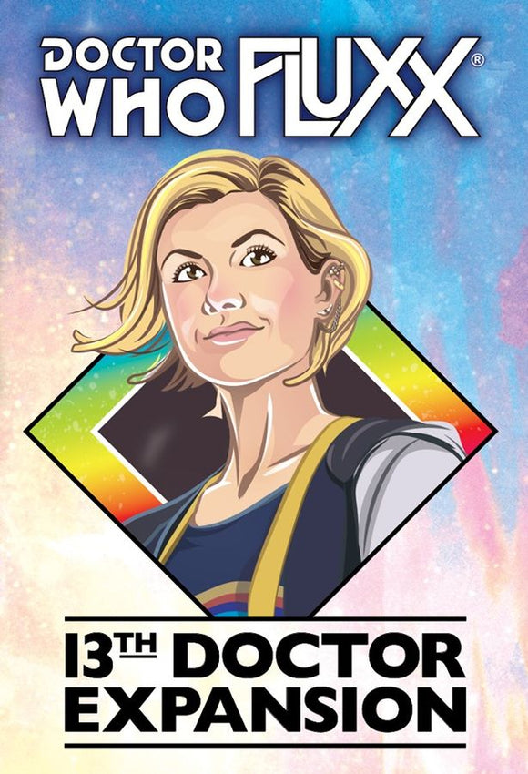 Fluxx: Doctor Who Fluxx: 13th Doctor Expansion