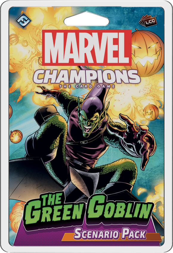 Marvel Champions: The Living Card Game - The Green Goblin Scenario Pack