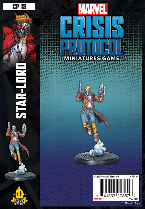Marvel: Crisis Protocol - Star-Lord