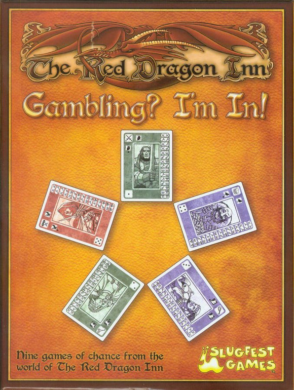 Red Dragon Inn: Gambling? I'm In!