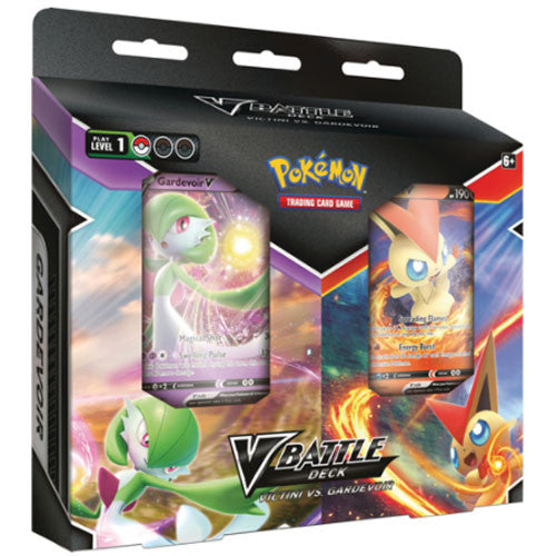 Pokemon V Battle Deck Bundle: Victini V vs Gardevoir V