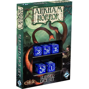 Arkham Horror: Blessed Dice Set