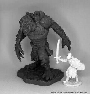 Reaper Miniatures Bones Black Rock Troll (44002)