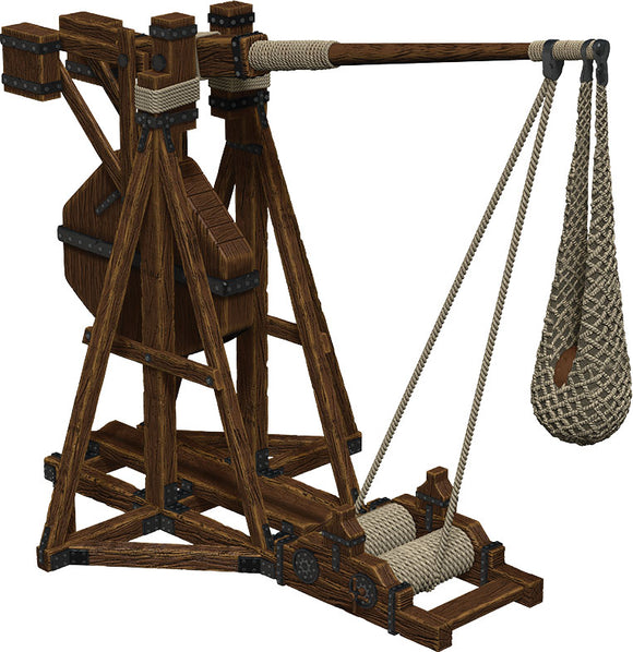 WizKidz 4D: War Machine: Trebuchet