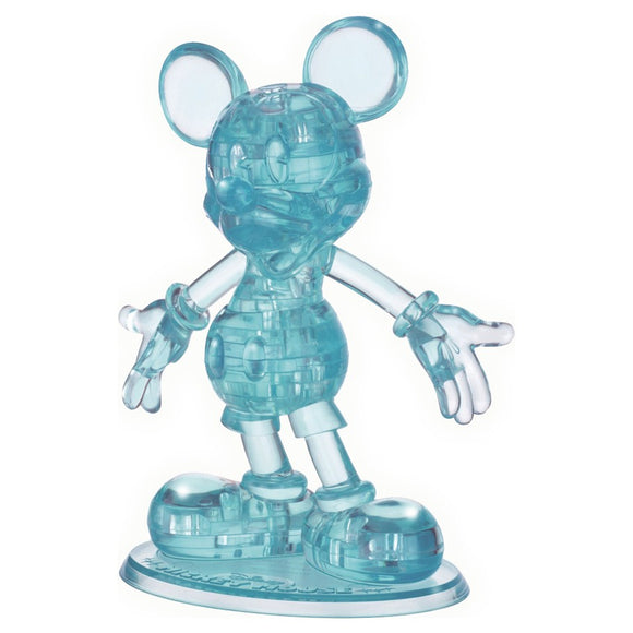 3D Crystal Puzzle: Mickey Mouse