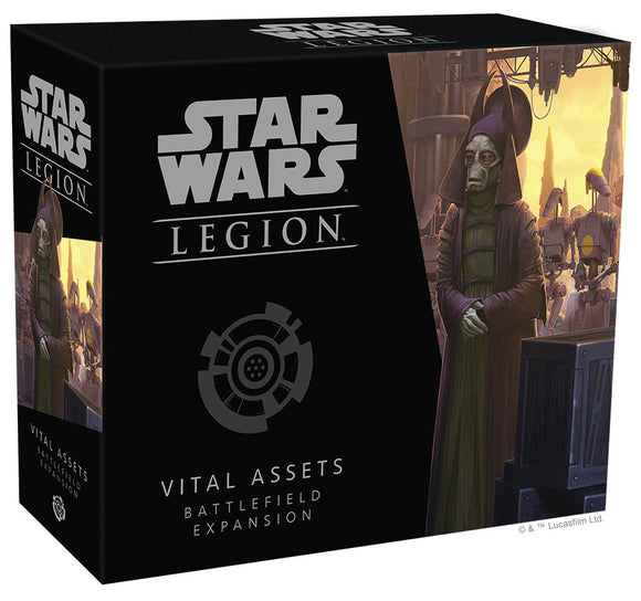 Star Wars: Legion Vital Assets