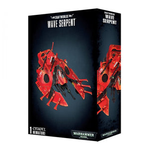 Warhammer 40,000 Craftworlds Wave Serpent
