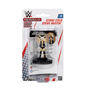 WWE HeroClix: Stone Cold Steve Austin Expansion Pack