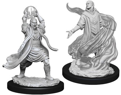 D&D Nolzur's Marvelous Unpainted Miniatures: Male Elf Sorcerer