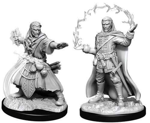 D&D Nolzur's Marvelous Unpainted Miniatures: Male Human Wizard